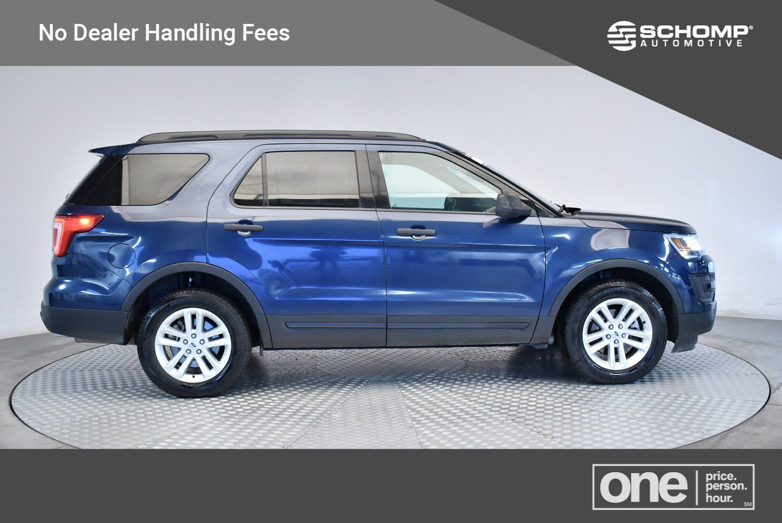 Pre owned 2017 ford explorer
