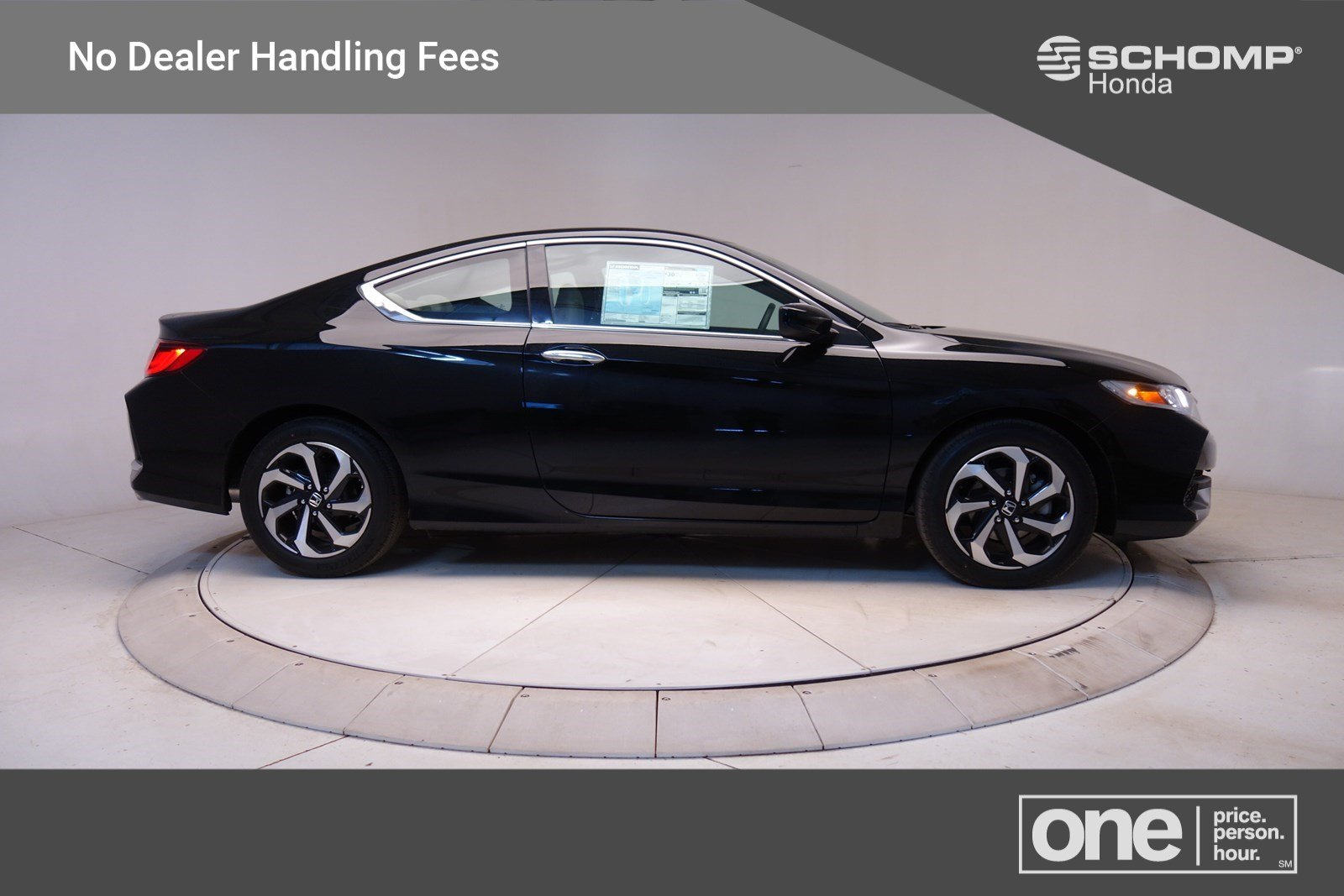 New 2016 Honda Accord Coupe LX S 2dr Car in Highlands Ranch 2H