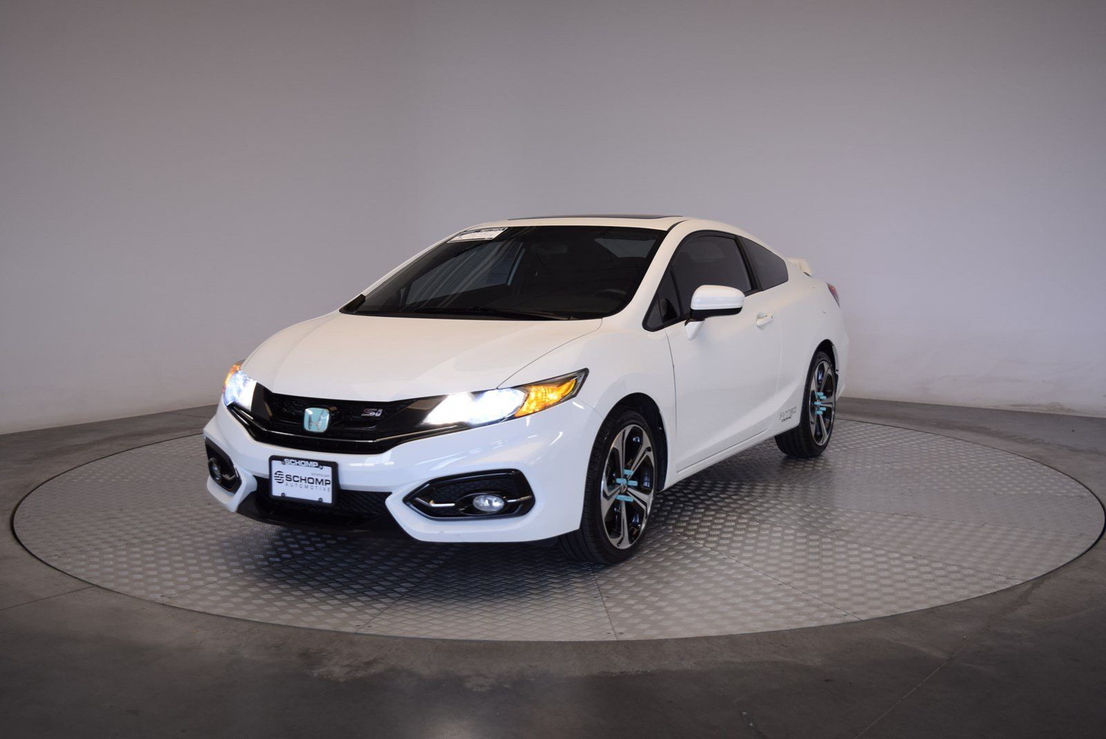 Pre Owned 2014 Honda Civic Si