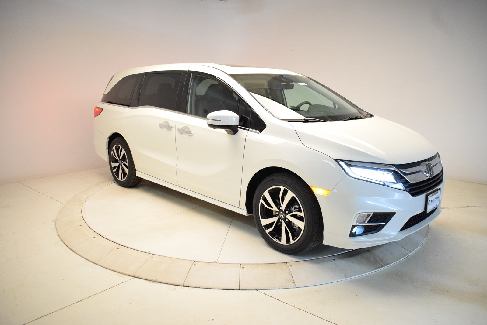 New 2019 Honda Odyssey Elite Mini Van Passenger In Highlands Ranch Fuel Pump Unit