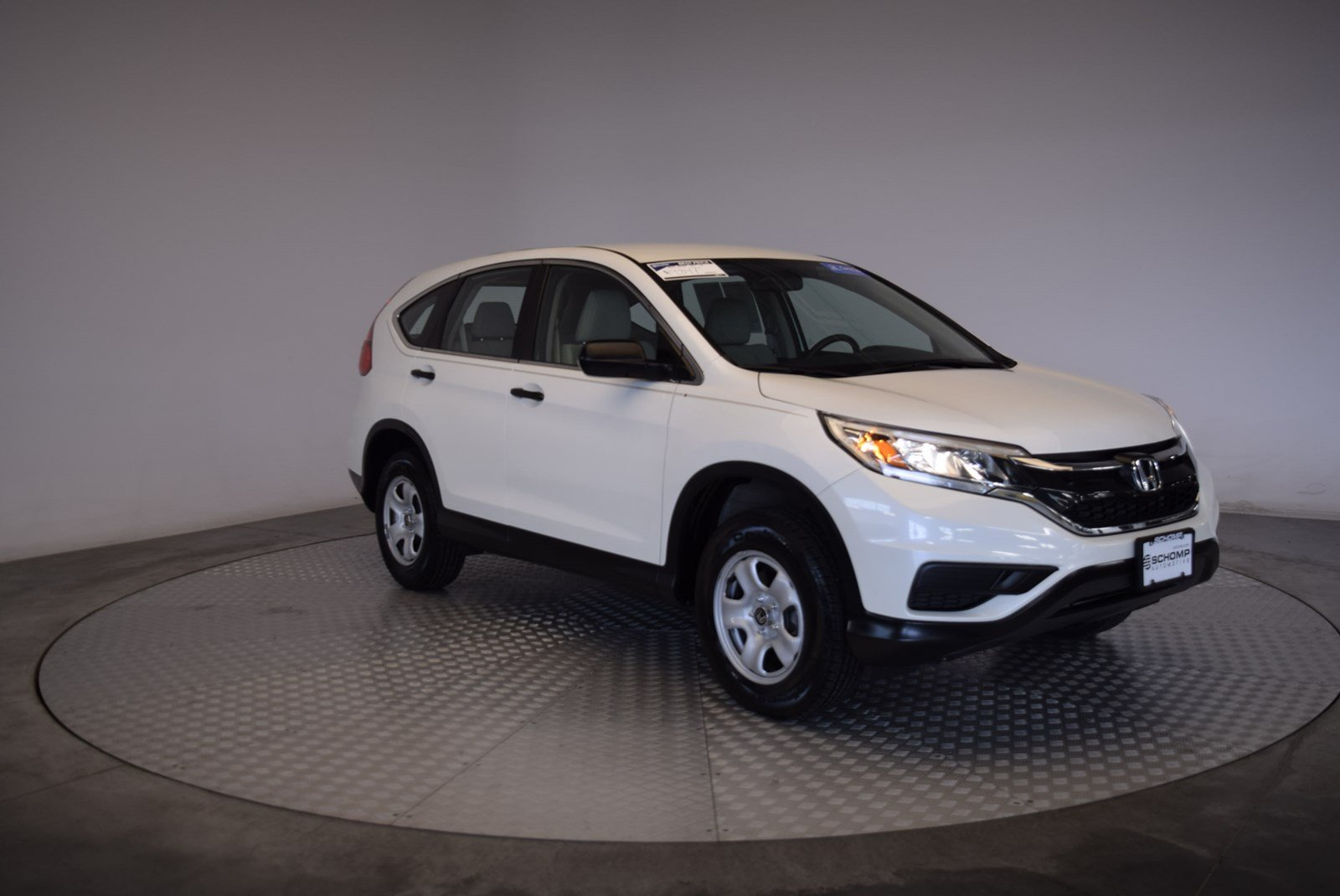 Certified Pre Owned 2015 Honda Cr V Lx Sport Utility In Highlands