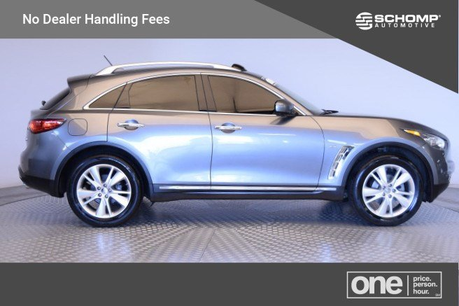 Pre Owned 2014 Infiniti Qx70 Sport Utility In Highlands Ranch