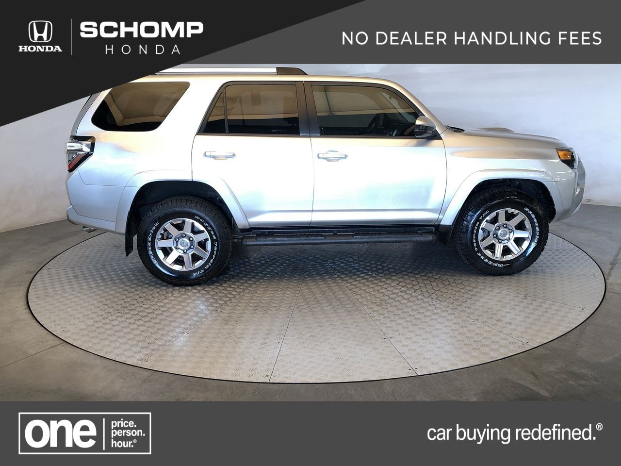 Pre-Owned 2016 Toyota 4Runner Trail