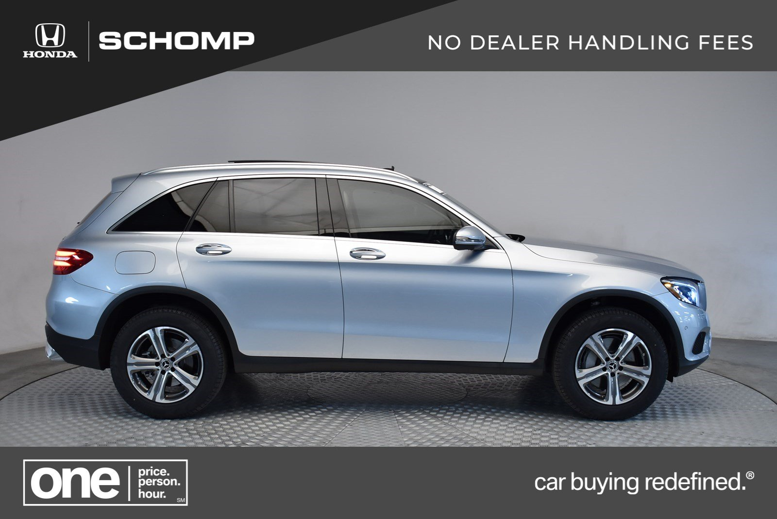 Pre Owned 2018 Mercedes Benz Glc Glc 300 Sport Utility In Highlands