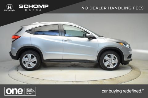 New 2019 Honda HR-V EX