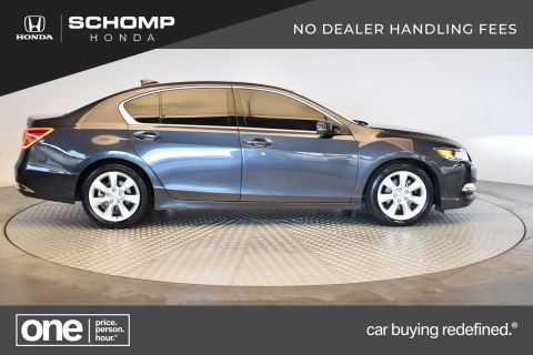 Pre-Owned 2014 Acura RLX Navigation