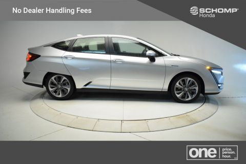New 2018 Honda Clarity Hybrid