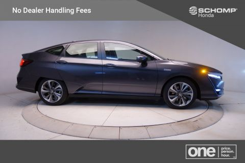 New 2018 Honda Clarity Hybrid Touring