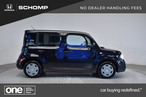 Pre-Owned 2012 Nissan cube 1.8 Base